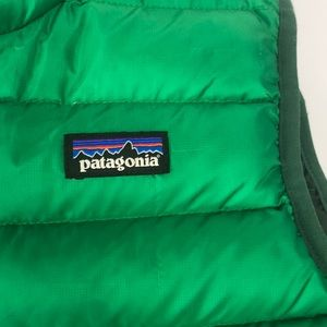 Patagonia Jackets & Coats - New Patagonia Boys Sweater Dawn Vest Size S 8